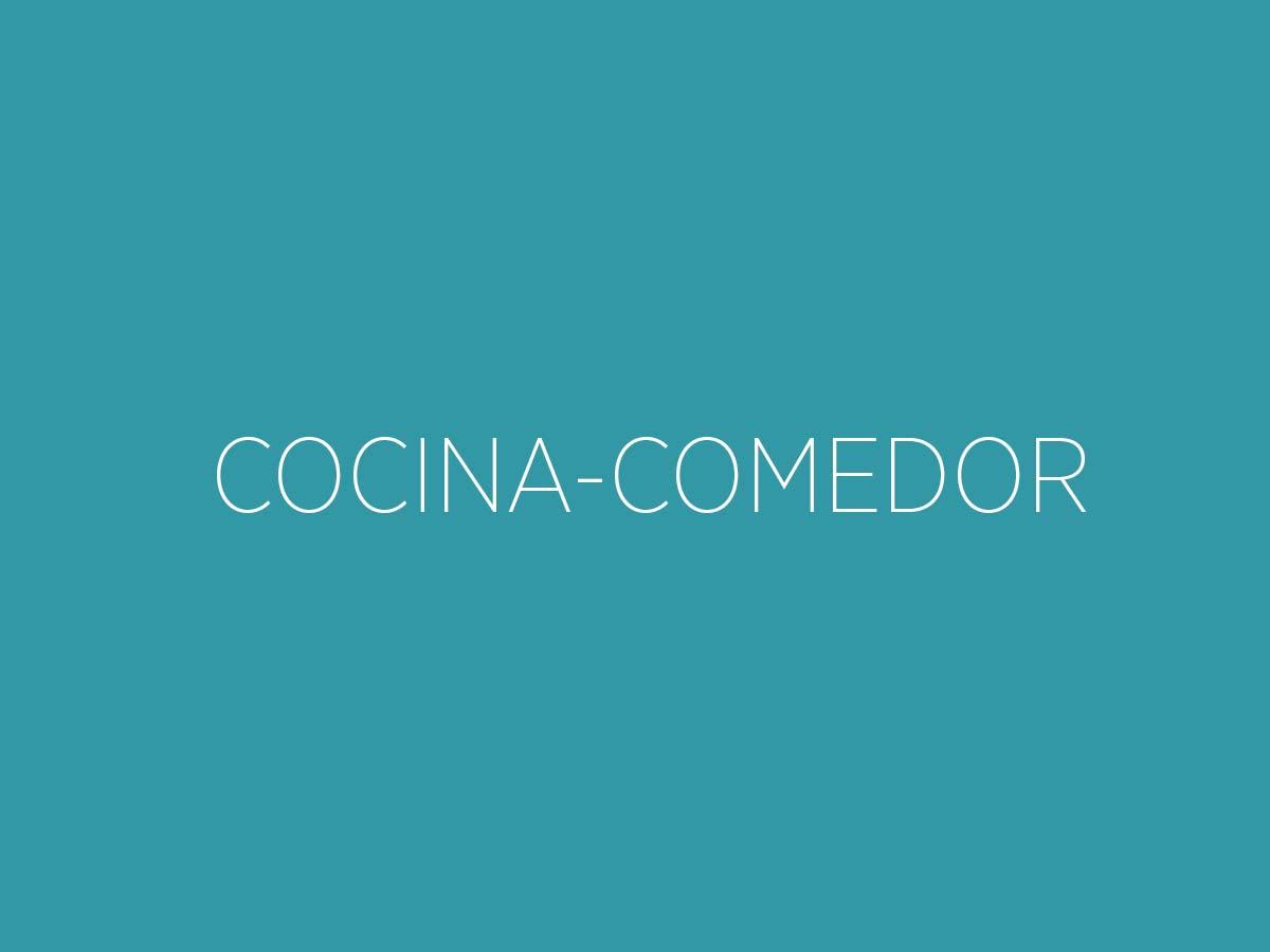SEPARADOR COCINA-COMEDOR